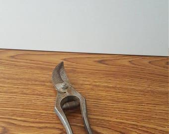 Vintage ARETT Pruning Clippers / Garden Shear