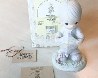 Vintage Precious Moments High Hopes Figurine 521957