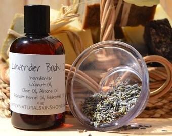 Natural Massage/ Body Oil