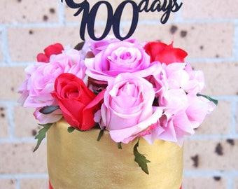 100 days topper