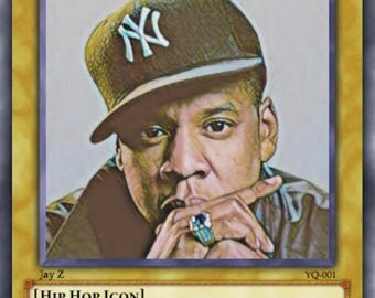 Jay Z Yugioh Quotables