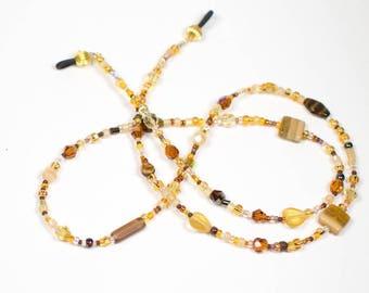 Beaded Glasses Chain