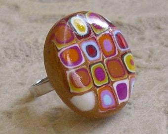Handmade ring - creation - unique - handmade