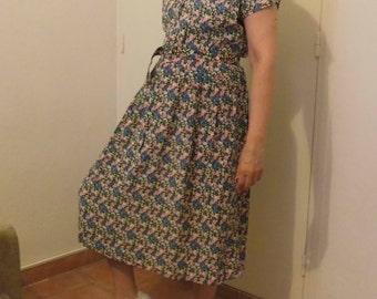 So summer chic Liberty / brand Burton / 60 S.