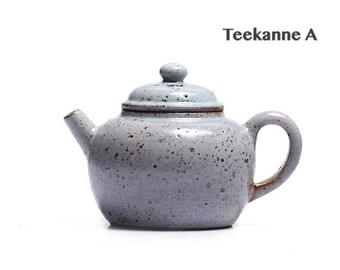 Chinesische Kungfu Teekanne, Chinese Kungfu Teapot, Chinesische mini Teekanne