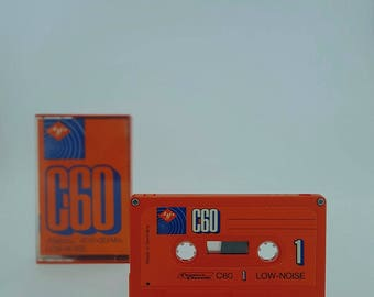 Cassette - Cassette Tapes - Music Cassette - Albums - Rock and Roll - Rock n Roll - Music - Agfa C60.