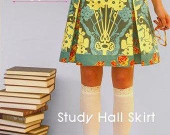 Anna Maria Horner Study Hall Skirt Pattern