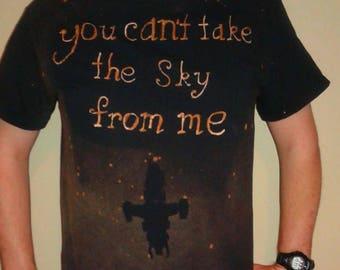 Geek Chic, Firefly t-shirt, Firefly Serenity, Malcolm reynolds t-shirt, Firefly tee, Firefly TV series clothing