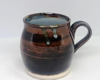 Black and Blue Mug