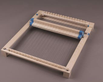 Loom-Weaving the Easy Introduction     Loom-Weaving tapestry for beginners &