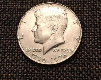 Bicentennial 1776-1976 Half Dollar