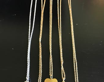 Crowned Necklace