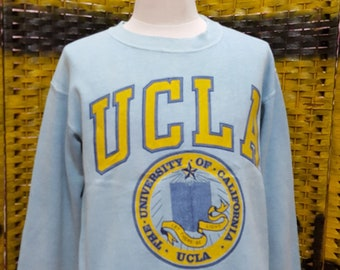 Vintage UCLA / University  of California Los Angels / Big logo / Medium size sweatshirt
