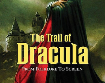 The Trail of Dracula DVD Brand New Item