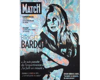 Brigitte Bardot - Match