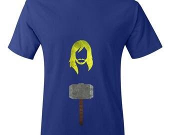Minimalist Thor Shirt