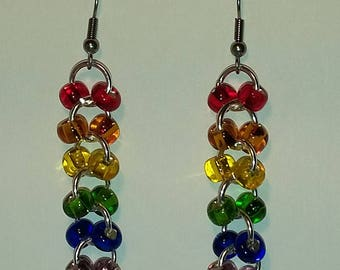 Gay Pride Earings
