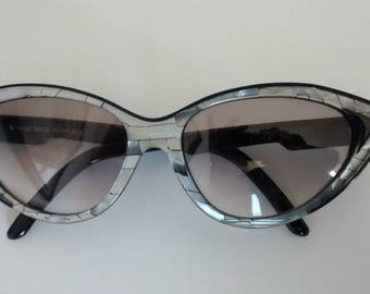 Vintage YSL 8614 P 54 Sunglasses (Yves Saint Laurent)