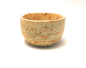 Speckled Oatmeal Handmade Ceramic Pot | Plant Pot | Matte Finish