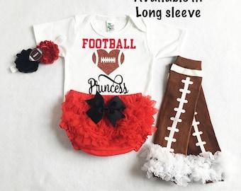 baby girl atlanta falcons football - atlanta falcons baby - falcons baby girl football - football leg warmers  - atlanta falcons girl outfit