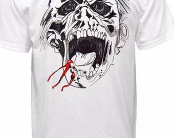 Zombie Face Z.O.R.T Shirt