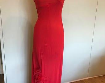 Vintage Valentino gown