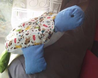 Awakening turtle / blanket
