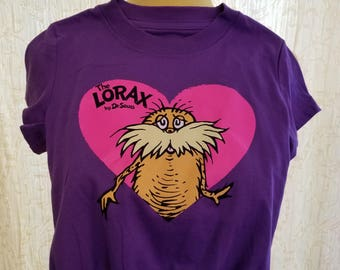 Toddler's Lorax Altered T-Shirt