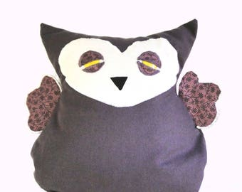 OWL fabric decorating