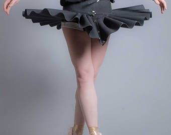 Rubber Vegan Fetish Tutu