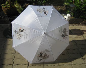 Super cool stock screen in white with motif * HAUTE COUTURE *.