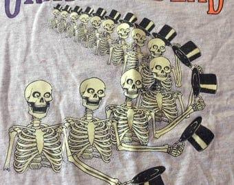 Vintage Grateful Dead Kind To Your Mind Tour 1993 T-shirt