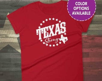 Texas Strong Tshirt Hurricane Harvey Relief Shirt  #Texasstrong  Houston Strong Shirt Hurricane shirt Help Shirt Donation Texas Strong