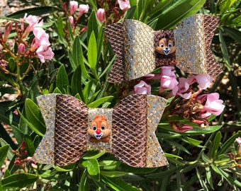 Chip and Dale Bows