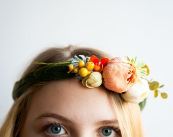 Custom Flower Crowns