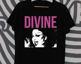 Divine John Waters t-shirt basic