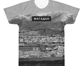 Magadan All-Over Printed Men's T-Shirt