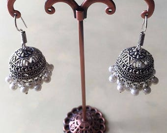 Casual Jhumka earrings