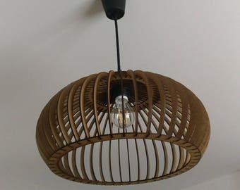 luminaire suspendu etsy. Black Bedroom Furniture Sets. Home Design Ideas