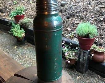 1950's Cal O Rex 1.1 Quart Thermos (Made Under Stanley Patents)