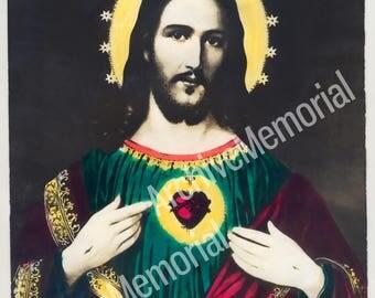 Sacred Heart Of Jesus Christ (1)