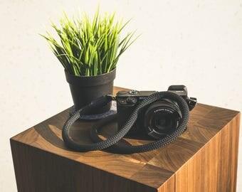 Style Camera Strap, Rope Camera Strap, Photographer gift, SLR, DSLR Camera Strap, Camera Strap Sling, Nikon Camera Strap, Strap for Camera