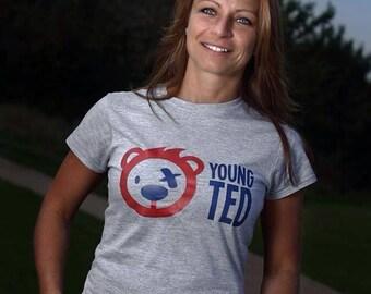 Women's T-shirt Teddy Bear