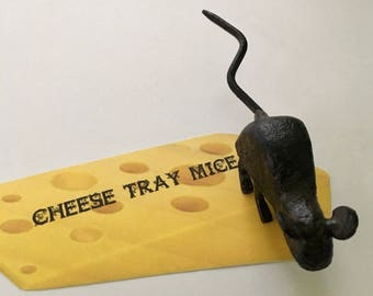 Cheese Tray Mice