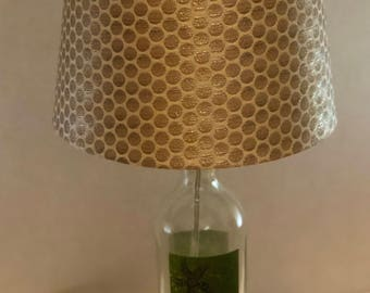 Starborough Wine Bottle Lamp