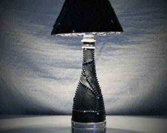 "Italian handmade table lamp ""Bellenda"""