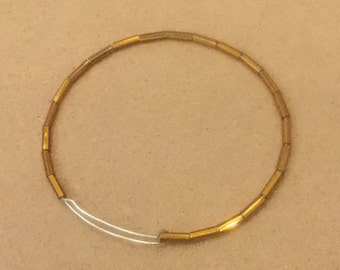 Gold Bangel Bracelet