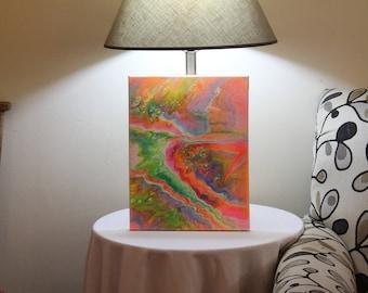 Neon Rainbow II