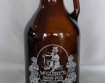 McGuire's Irish Pub 32oz Growler