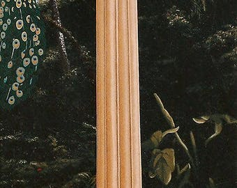 Indian Column Stencil